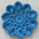 Handmade Cotton Coasters, small Doi..